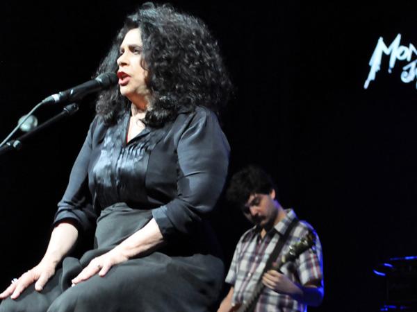 Montreux Jazz Festival 2013: Gal Costa (Brasil), July 12, Auditorium Stravinski.