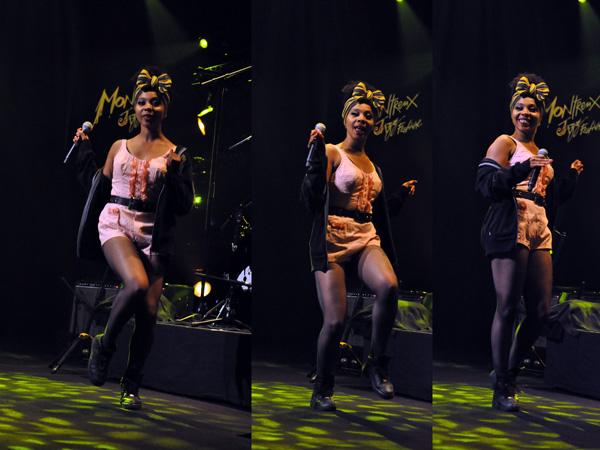 Montreux Jazz Festival 2013: Hollie Cook (UK), July 13, Montreux Jazz Lab.
