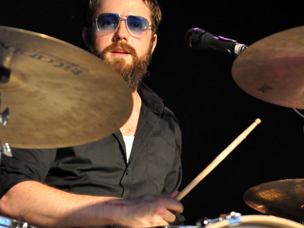 Montreux Jazz Festival 2013: Django 3000 (D), July 13, Music in the Park.