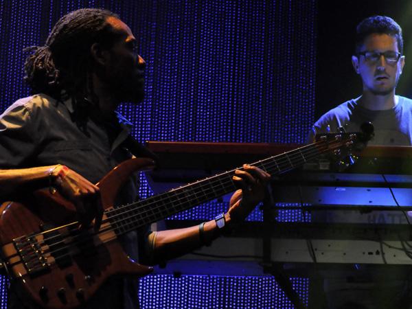 Montreux Jazz Festival 2013: Alborosie (I), July 13, Montreux Jazz Lab.