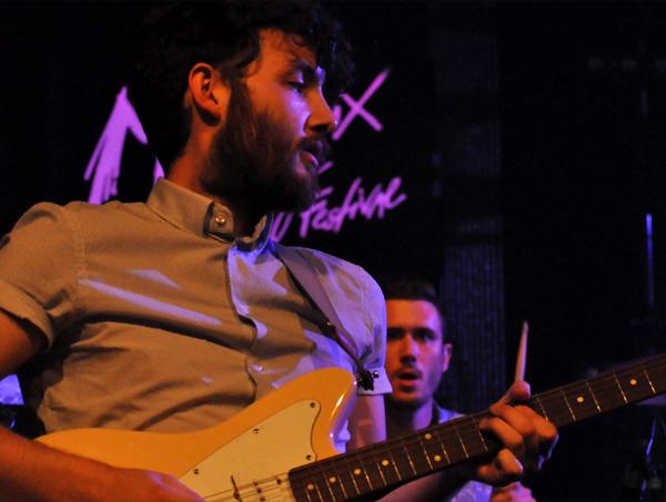 Montreux Jazz Festival 2013: Juveniles, July 15, Montreux Jazz Lab.