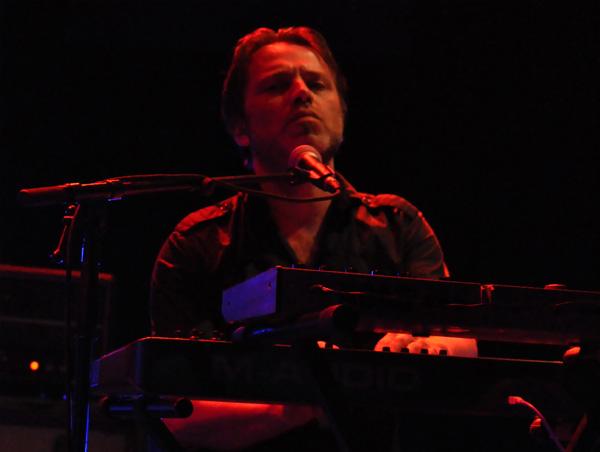 Montreux Jazz Festival 2013: Mark Lanegan, July 16, Montreux Jazz Lab.