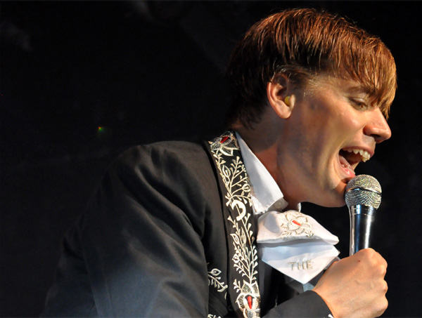 Montreux Jazz Festival 2013: The Hives, July 16, Montreux Jazz Lab.