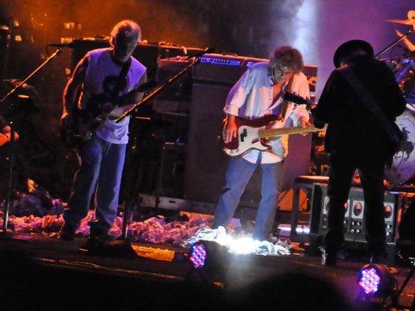 Paléo Festival 2013, Nyon: Neil Young & Crazy Horse, July 23, Grande Scène.