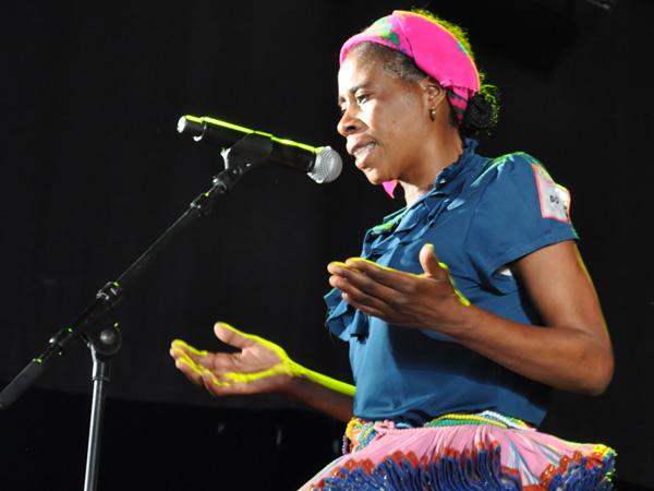 Paléo Festival 2013, Nyon: Shangaan Electro, July 23, Le Dôme.