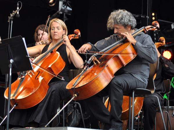 Paléo Festival 2013, Nyon: Paul Meyer & Le Concert Européen, July 28, Scène des Arches.