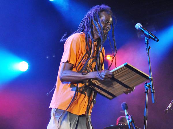 Paléo Festival 2013, Nyon: Menwar, July 28, Le Dôme.