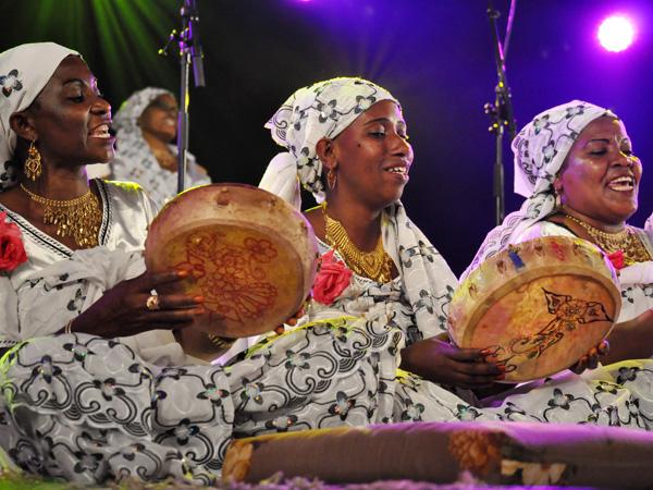 Paléo Festival 2013, Nyon: Deba, July 28, Le Dôme.