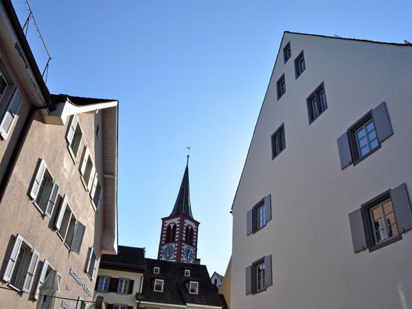 Liestal, Northern Switzerland, August 2013.