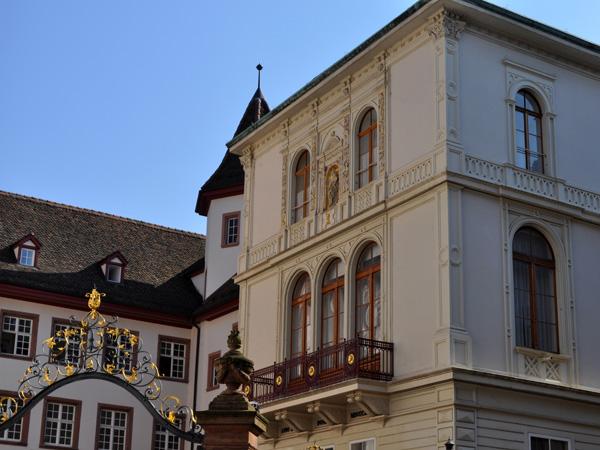 Basel (Bâle), Northern Switzerland, August 2013.
