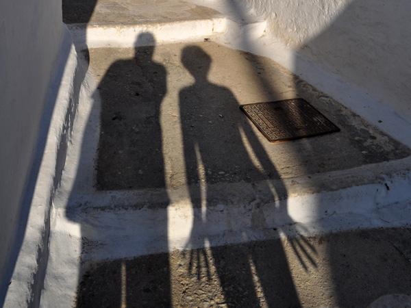 Lagadha, Amorgos (Cyclades), août 2013.