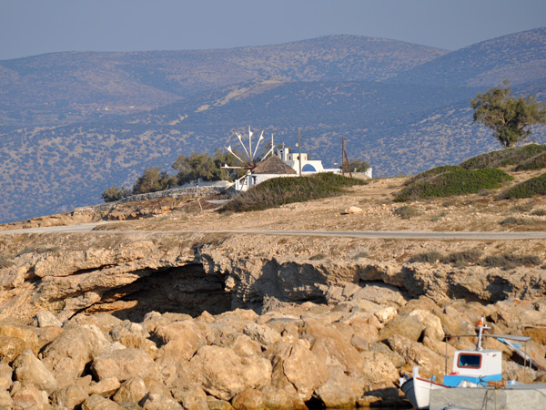 Koufonissia (Petites Cyclades), août 2013.