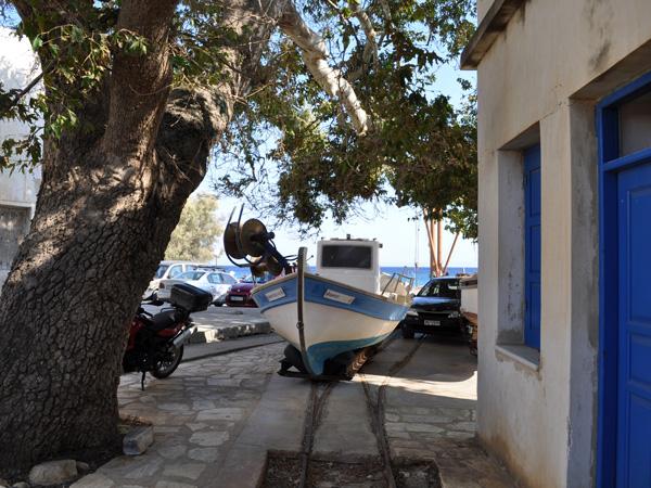 Moutsouna, Naxos, août 2013.