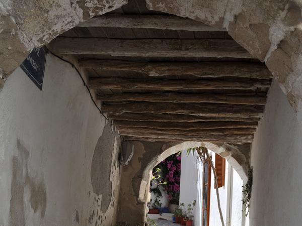 Chora, Naxos, septembre 2013.