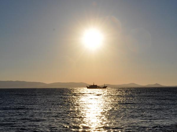 Naxos, septembre 2013.