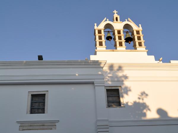 Parikia, Paros, septembre 2013.