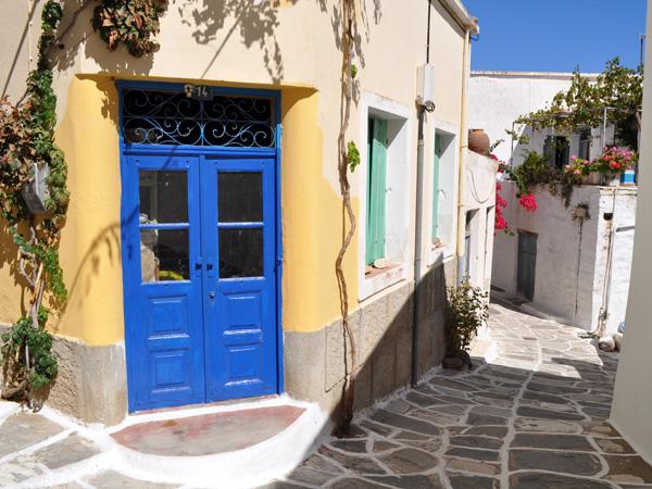 Lefkes, Paros, septembre 2013.