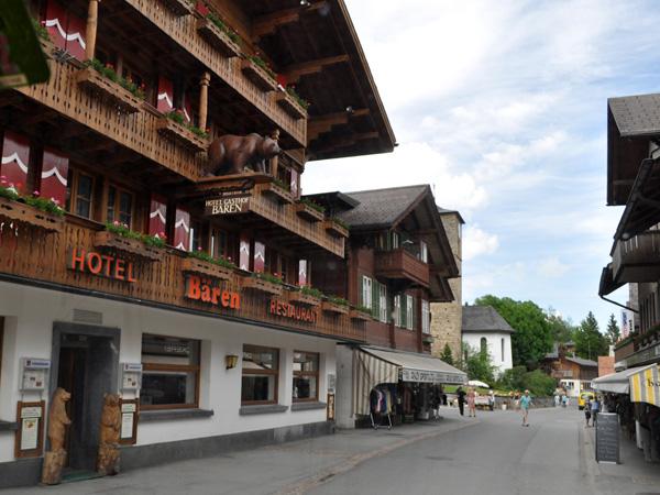 Adelboden, Berner Oberland, juin 2014.