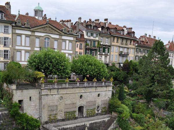 Balade en images à Berne durant Buskers Bern (festival des musiques de rue), août 2014.