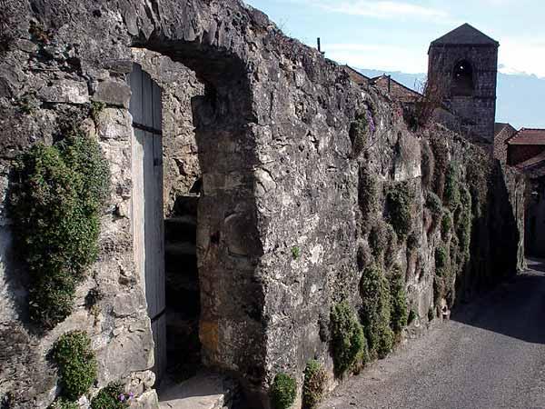 St-Saphorin, en Lavaux.