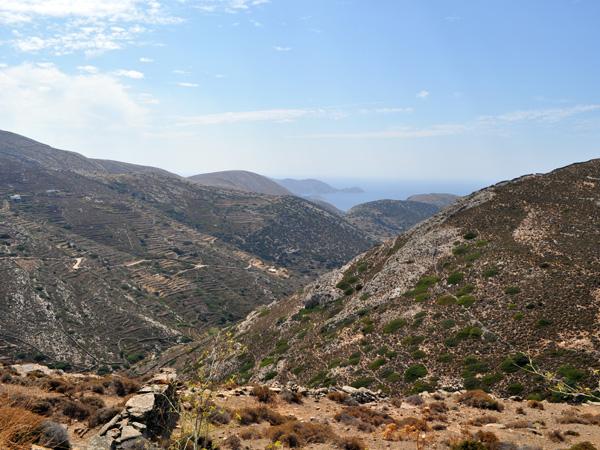 Aspects de Syros, l'île plaque tournante et capitale administrative des Cyclades, 2010.
