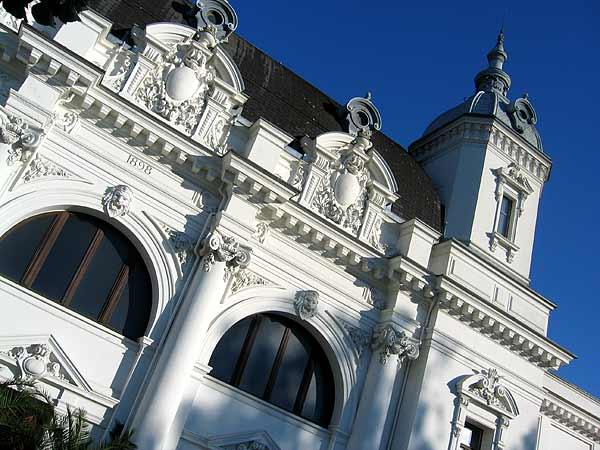Le Casino d'Yverdon-les-Bains.