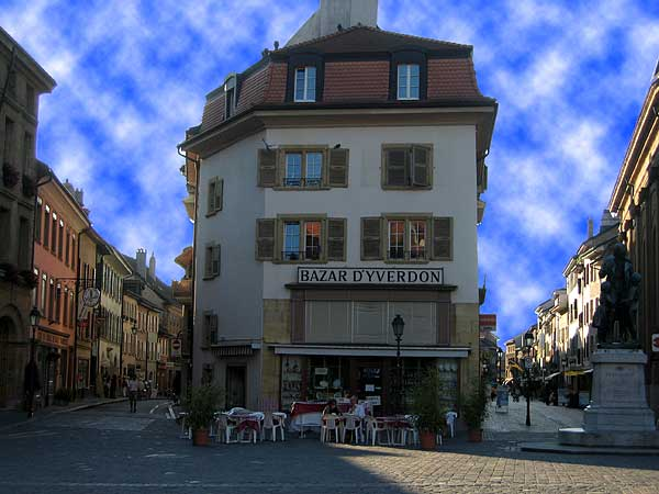 Yverdon-les-Bains.